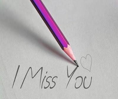 Texte d'amour tu me manque trop mon amour