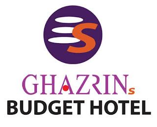 Logo Gazrins hotel budget