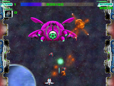 Mini Game Space Invaders 3