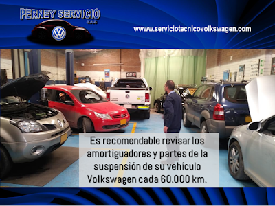 Mantenimiento Suspension Volkswagen