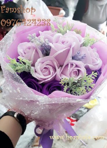 Hoa hong sap thom vinh cuu tai Nhat Nam