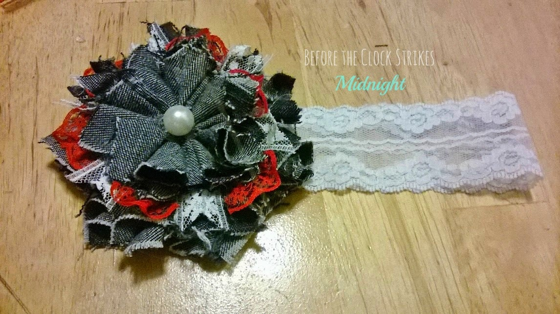 DIY-fabric-scrap-headband