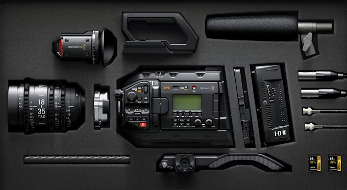 Blackmagic Design Takes Lead With New URSA Mini Pro 4.6k G2