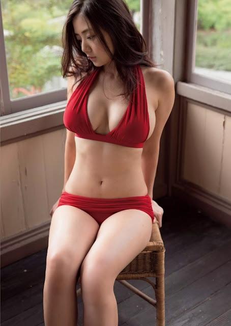 Hot girls Moemi Katayama the sexiest japan actress 2017 5