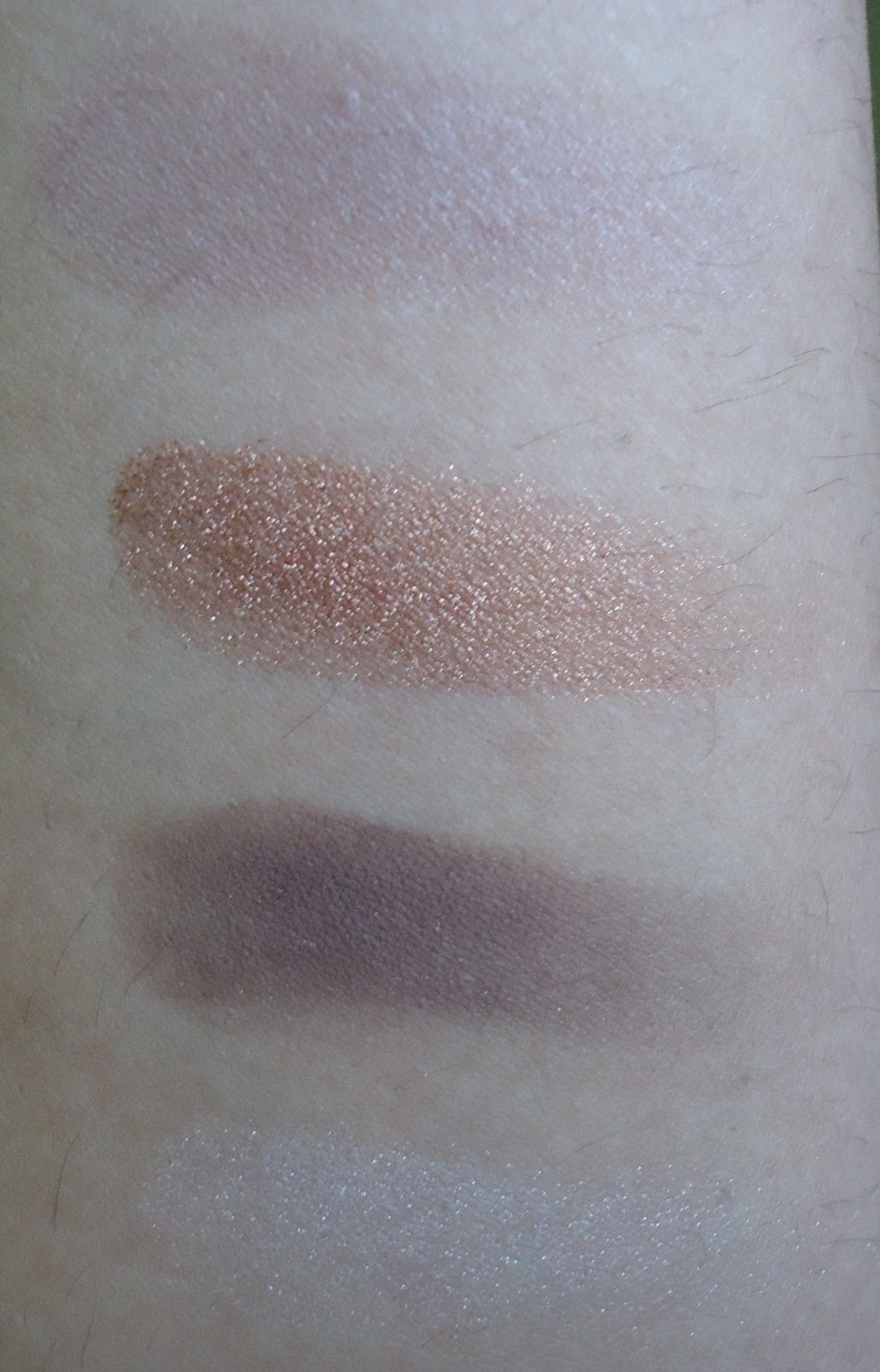 Maybelline Chai Latte Quad Review, Swatches | New Love - Makeup