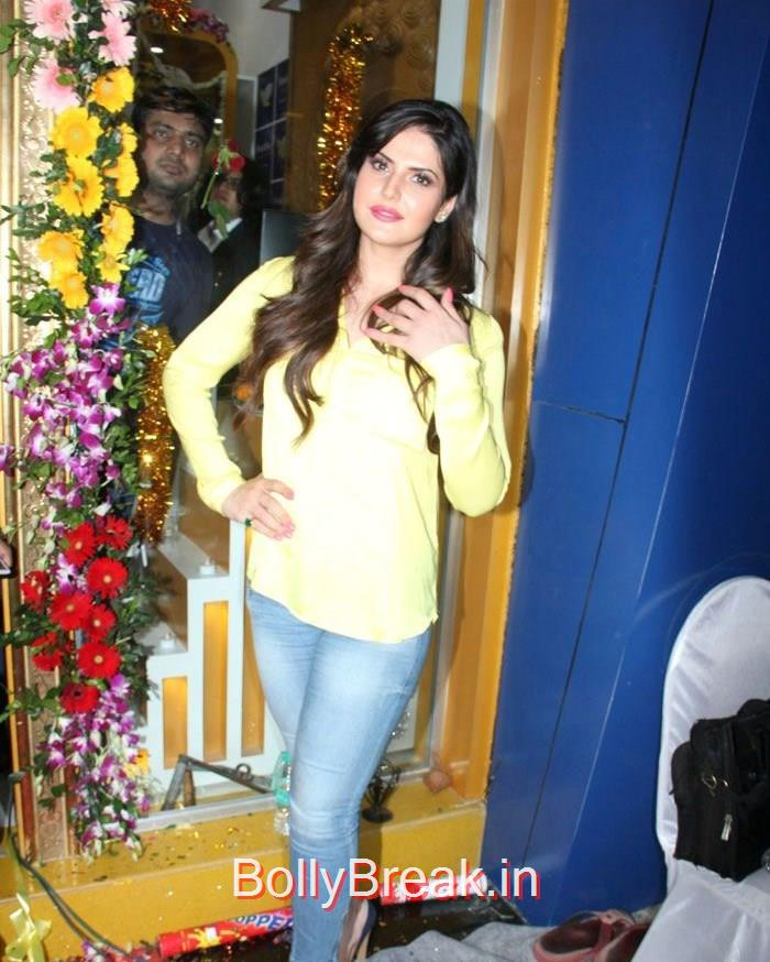 Zarine Khan, Celebs at Shuddha's Spa & Salon Launch Photo Gallery