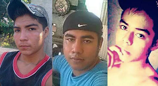 Reportan desaparicion 3 jóvenes de Tres Valles Veracruz