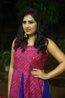 Srushti in beautiful Pink Sleeveless Dress Cute Actress Dimples ~  Exclusive 017.JPG