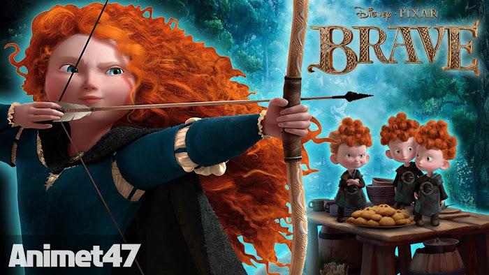 Ảnh trong phim Brave Công chúa tóc Xù 1