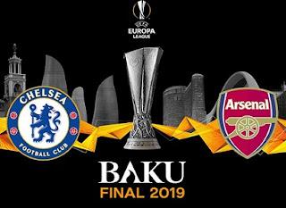 UEFA Europa League final: Arsenal vs Chelsea, schedule date, kick-off time, TV Channel info.