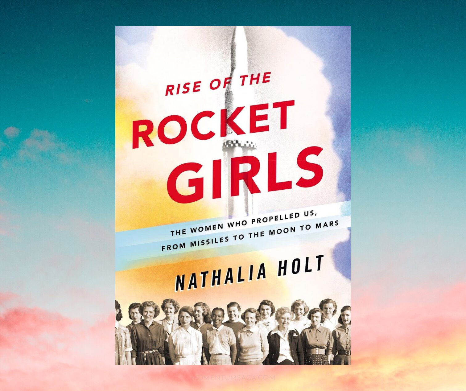 Resenha: Rise of the Rocket Girls, de Nathalia Holt