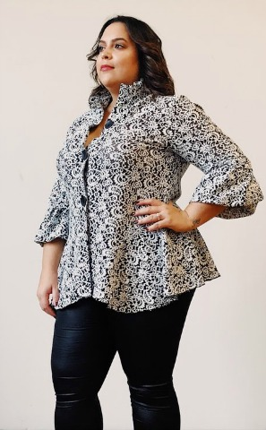 Plus Size Designer Fashions in Philadelphia