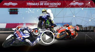 Live MotoGP Argetina 2016