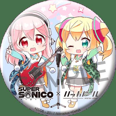 マチ★アソビ VOl.19限定コラボ缶バッジサンプル