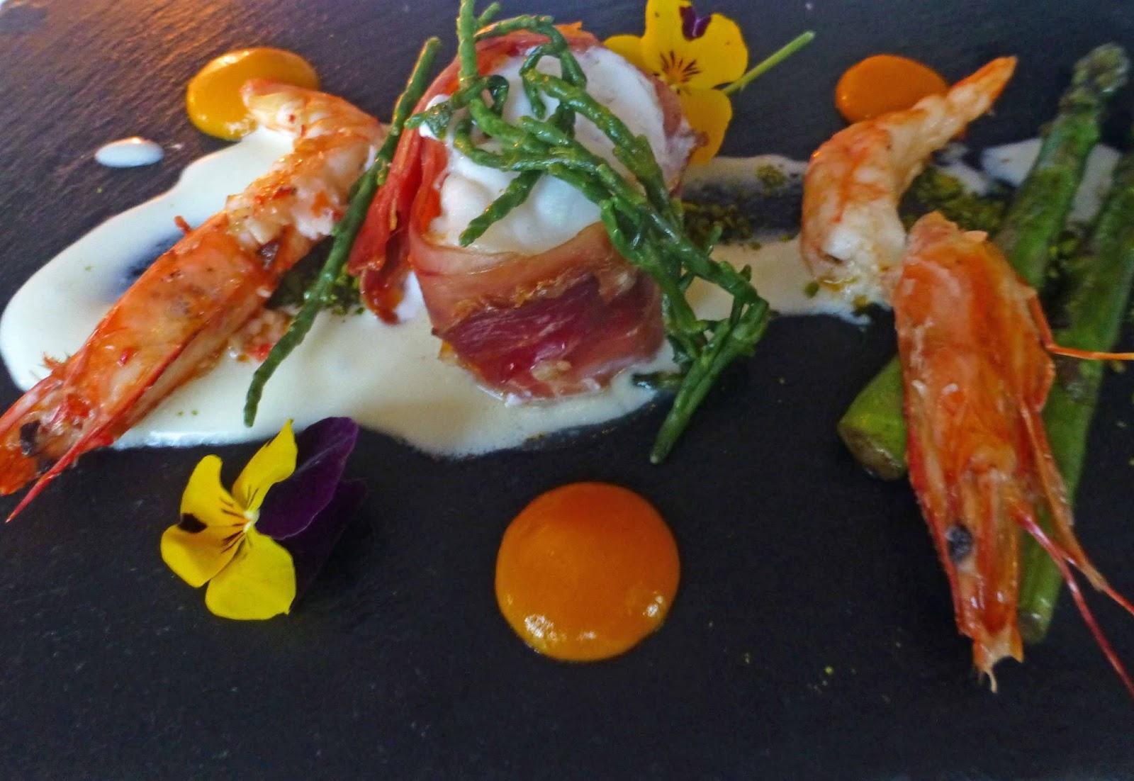 RESTAURANTS AND FOOD: Spain