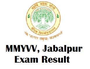 Maharishi Mahesh Yogi Vedic Vishwavidyalaya Result 2018