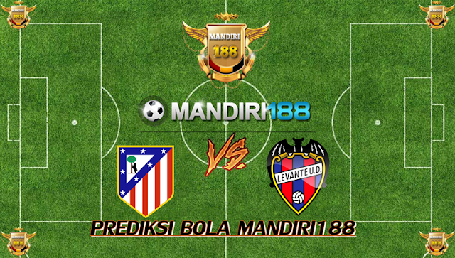 AGEN BOLA - Prediksi Atletico Madrid vs Levante 15 April 2018