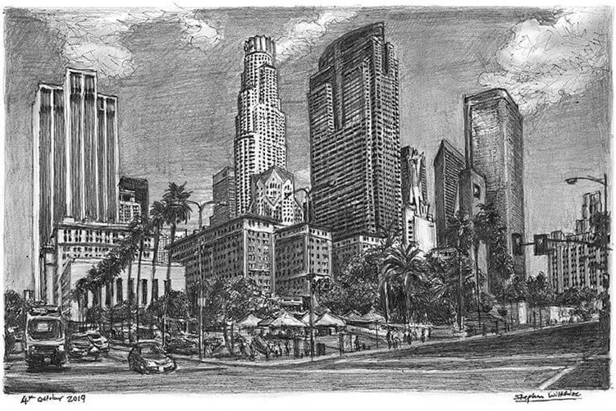 10-Los-Angeles-Stephen-Wiltshire-Urban-Cityscapes-www-designstack-co