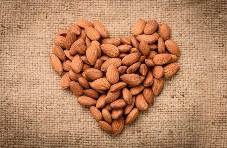 Healthy Heart Almonds
