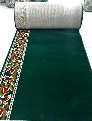 karpet masjid lokal asofa