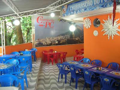 Restaurante Churrascao do PC,  Rio de Janeiro, Brasil, La vuelta al mundo de Asun y Ricardo, round the world, mundoporlibre.com
