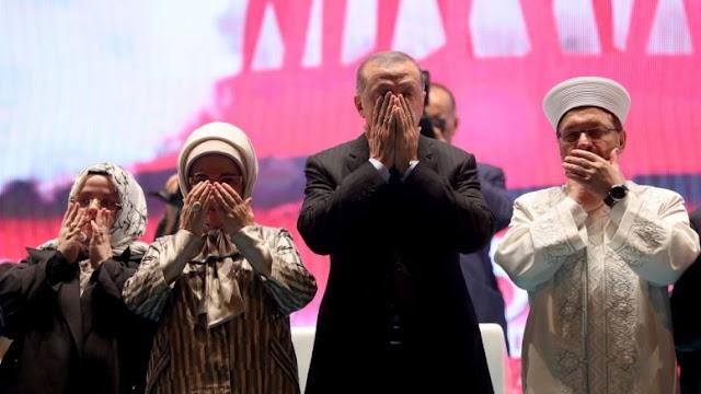 Εδραιώνεται στην Τουρκία ο αυταρχικός τρόπος διακυβέρνησης του σουλτάνου