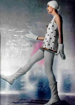 Historia damskich spodni