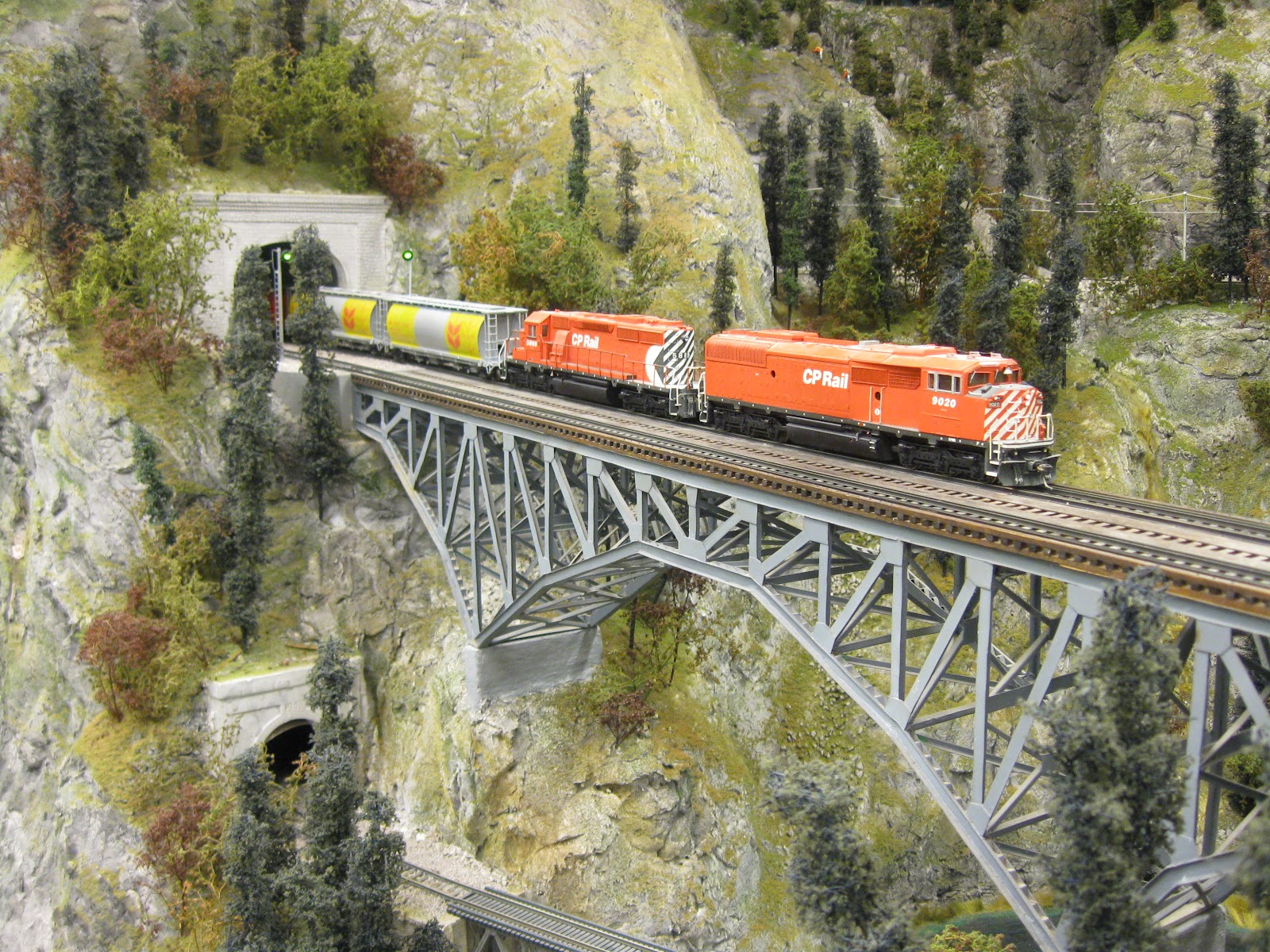 Cp Rail Manitoba Amp Minnesota Subdivision January 2013