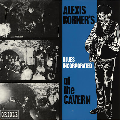 Alexis Korner's Blues Incorporated  – At The Cavern  (1964)