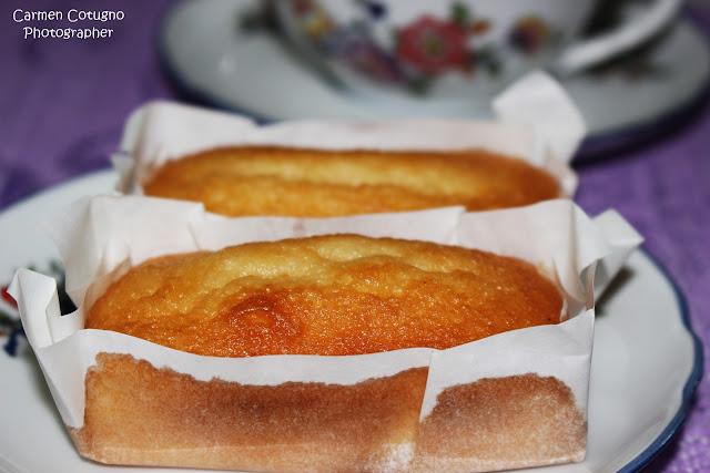 plumcake senza olio di palma