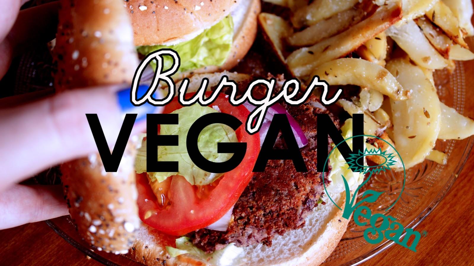 Recette de Burger Vegan