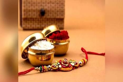 Happy Rakhi (celebrated in August)