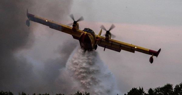 Μεγάλη φωτιά στην στο Λαύριο: Εκκενώνονται προληπτικά 5 οικισμοί (βίντεο)