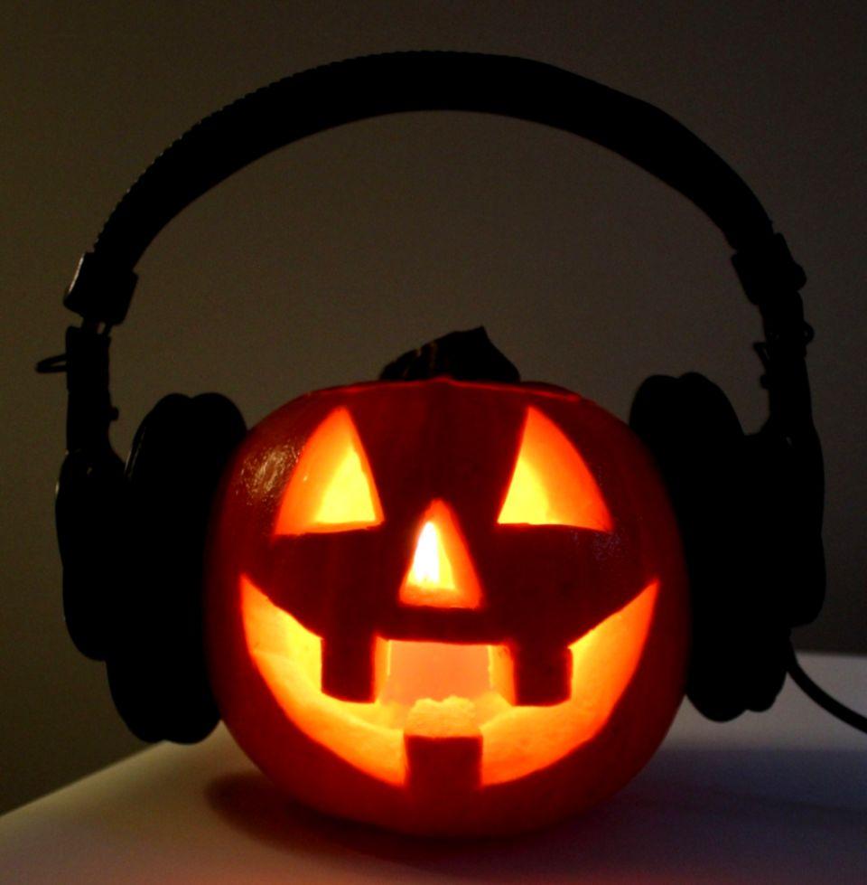 Halloween Music Pumpkin Wallpapers Titan