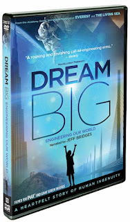 "Shout! Factory Dream Big: ""Engineering Our World"" DVD ~ #Review #Giveaway"