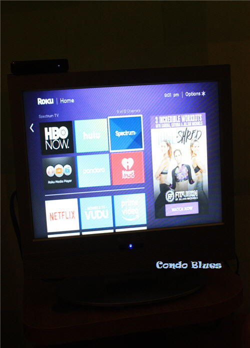 Roku Box: Condo Blues: How To Watch Spectrum Cable Without A Digital
