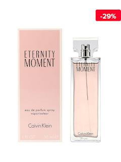 Apa de parfum Calvin Klein Eternity Moment, 30 ml, Pentru Femei