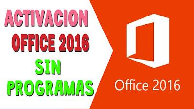 activador de office 2016 professional
