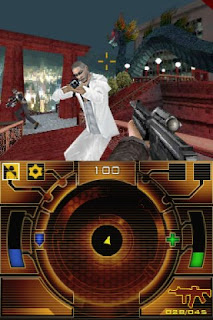 Download GoldenEye Rogue Agent DS ROM