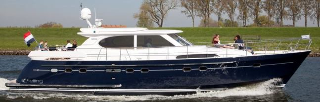 Poweryacht Mag Global Informative Motor Yacht Page New Model Elling E6