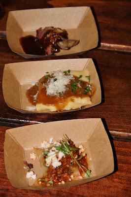Killen's STQ offerings at 2016 Houston BBQ Throwdown