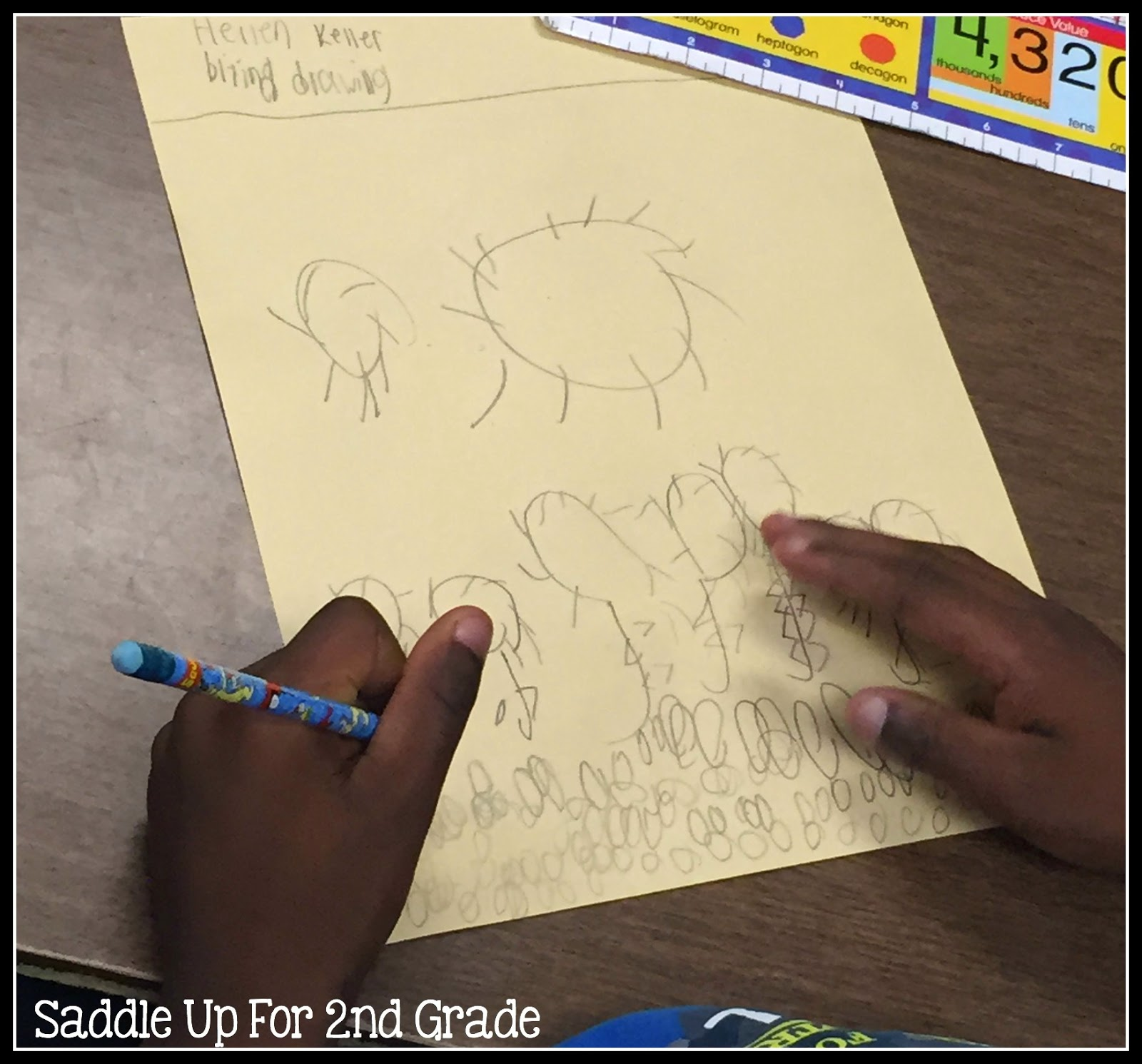 Helen Keller Activities by Saddle Up For 2nd Grade