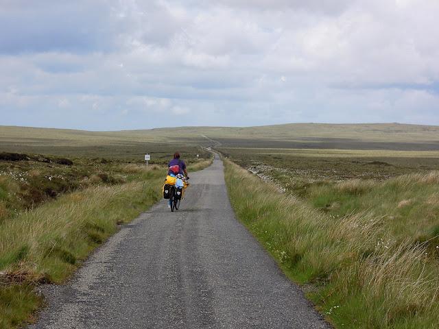 wycieczka rowerowa po szkocji