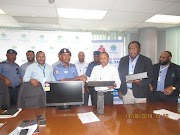 Telikom PNG Equips Port Moresby Police with Toll Free Line, Free Internet and Computers