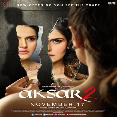 Zareen Khan New Profiel Picture Of Aksar 2 Movie