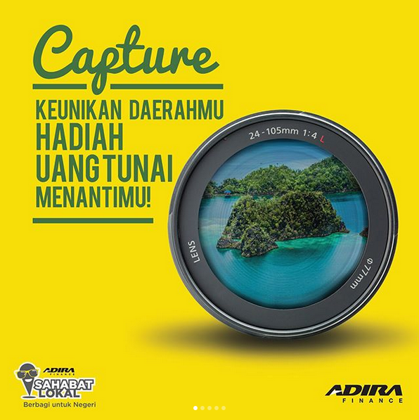 lomba foto dan video adira finance