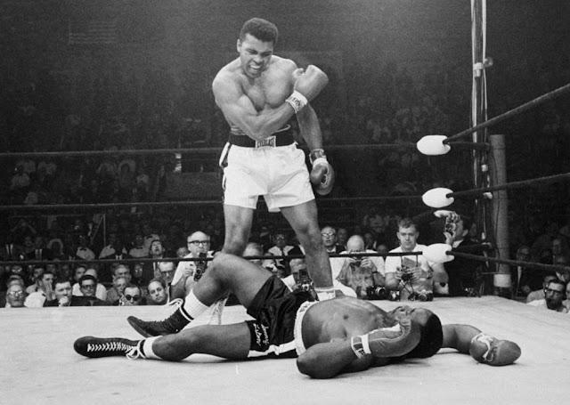 Muhammad Ali muere derrotado por el Parkinson
