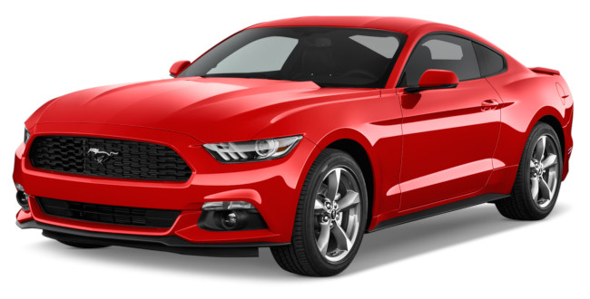Ford Mustang Coupe usata