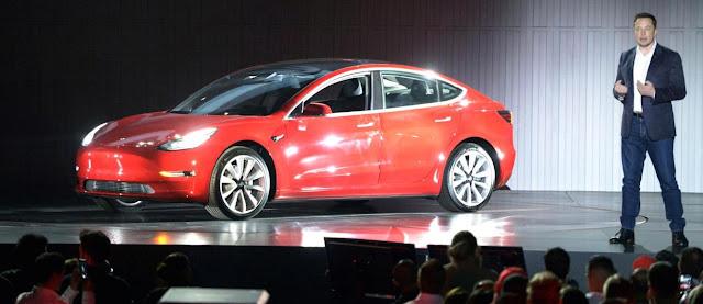 Tesla e inversiones