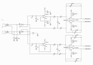 TAS5630 class-d amplifier circuit
